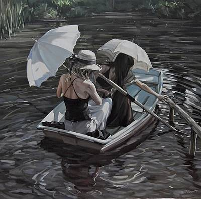 Jim FARRANT - The Boating Pond