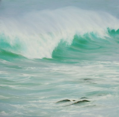 British Artist Jo BEMIS - Seaspray