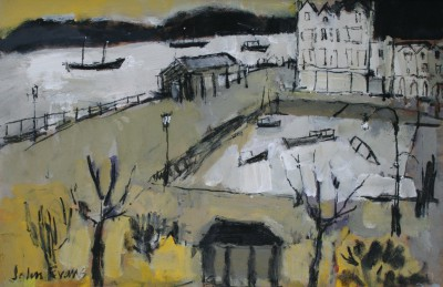 John EVANS - Dartmouth Harbour