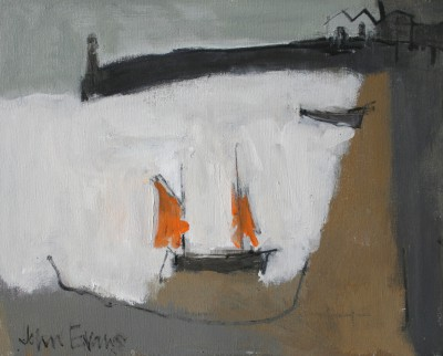 John EVANS - Newlyn Harbour