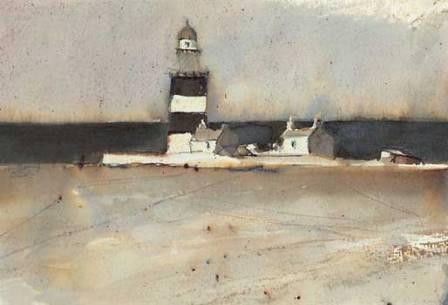 Limited Edition Prints Artist John Knapp Fisher - Lighthouse