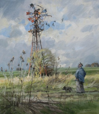 John LINES - Teasels and Turbine