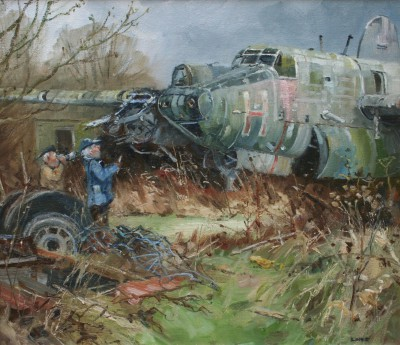 British Artist John LINES - The Spotters