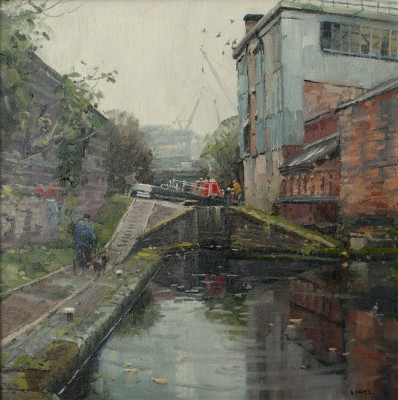 John LINES, contemporary artist - Birmingham Highway