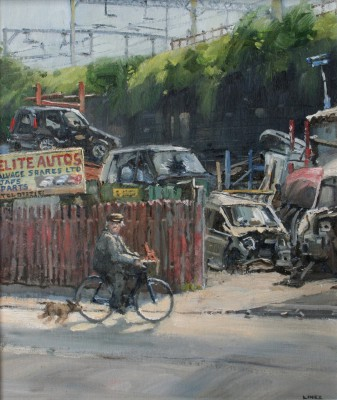 British Artist John LINES - Elite Autos