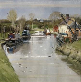 John Lines - Coot Canal