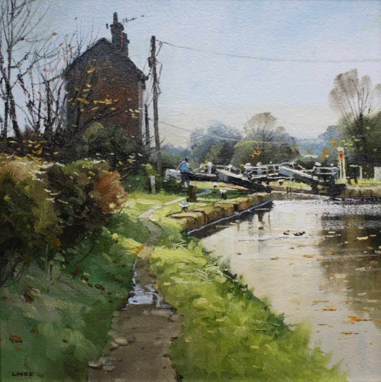 John Lines - Top Lock Morning