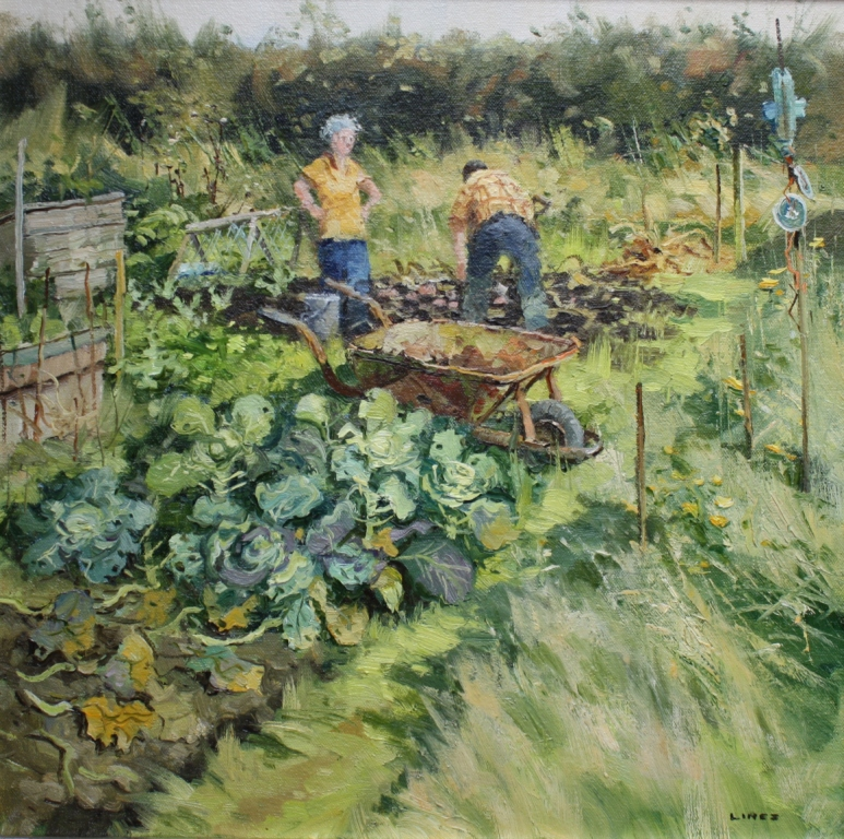 John LINES - Spud Picking