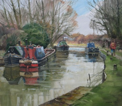 John LINES - Towpath Journey