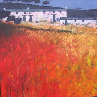 John PIPER - Evening Red