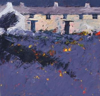 John PIPER - Penwith Blue II