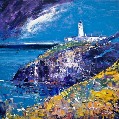 John Lowrie Morrison (Jolomo) - Tiumpan Head Light, Isle of Lewis