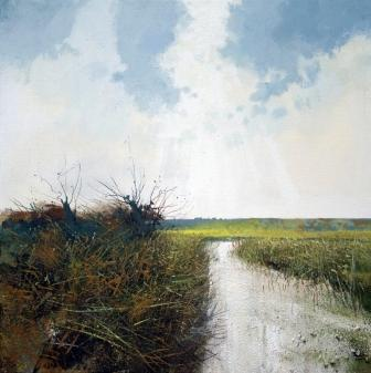 Jonathan TRIM - Sunlight on the Levels