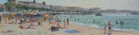 Karl TERRY - Beach Life Cannes