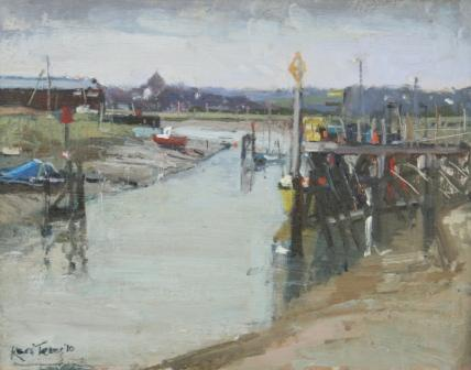 Karl TERRY - Rye Harbour
