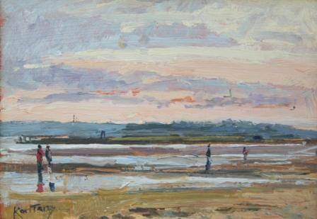 Karl TERRY - Camber, Late Afternoon