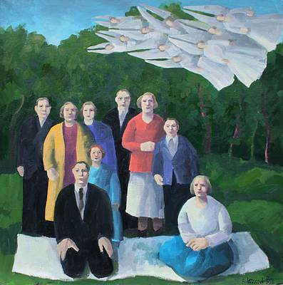 Karolina LARUSDOTTIR - The Family Gathering