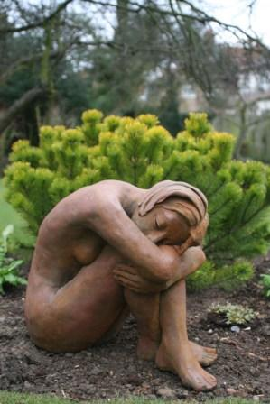 Sculpture and Sculptors Artist Kate DENTON - Dreamer