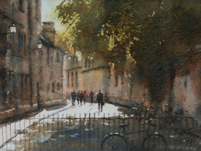 Keith NOBLE - Sun and Shadow, Oxford