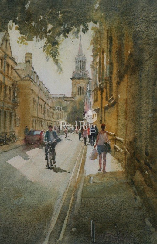 Keith NOBLE - Summer Turl St Oxford