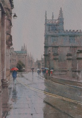 British Artist Keith NOBLE - Guided Tour Oxford