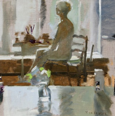 Ken HOWARD RA - Sarah at Oriel