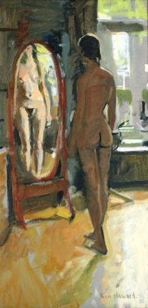 Ken HOWARD RA - Model Reflection