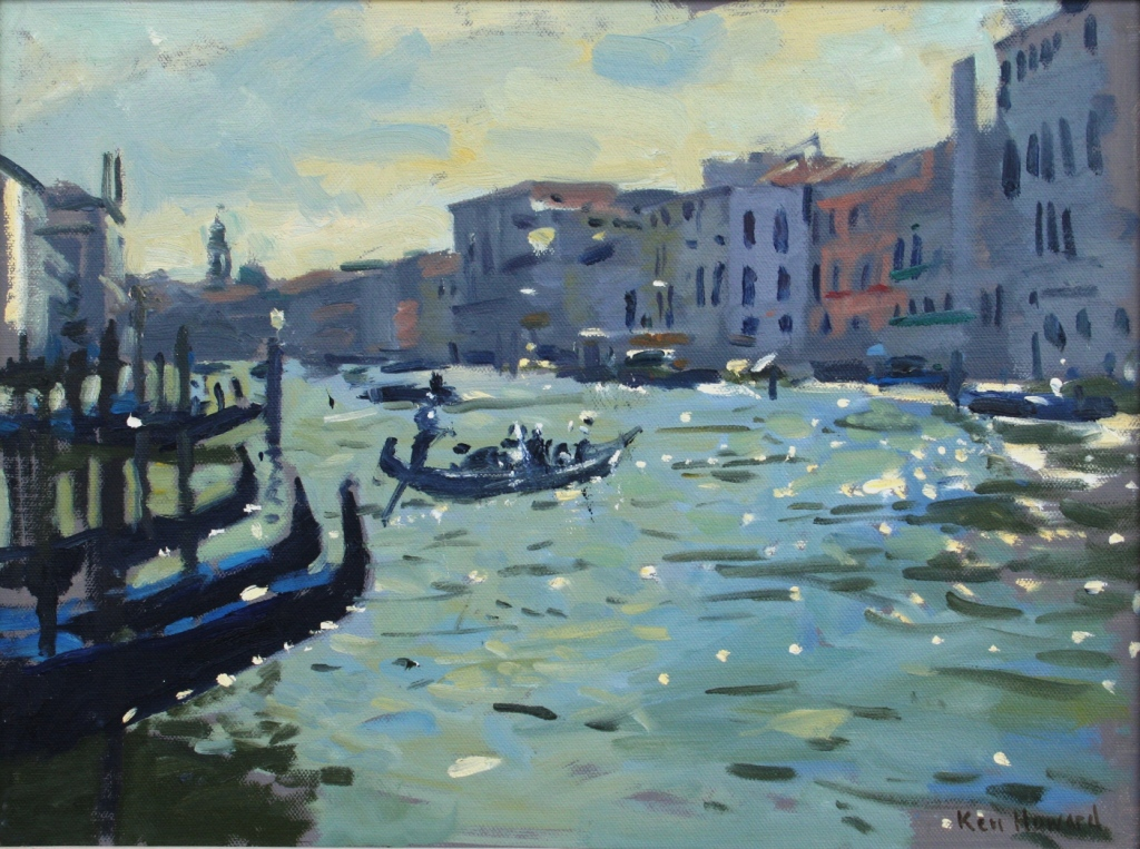 Ken HOWARD RA - From S. Toma Venice