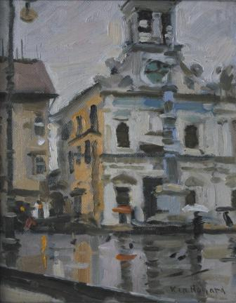 Ken HOWARD RA - Rain Effect Udine