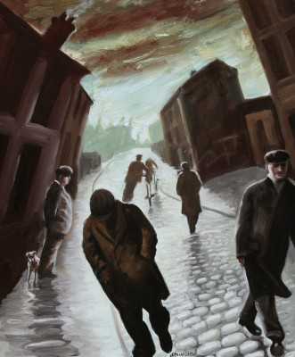 Ken WHITE - Walking the Cobbles