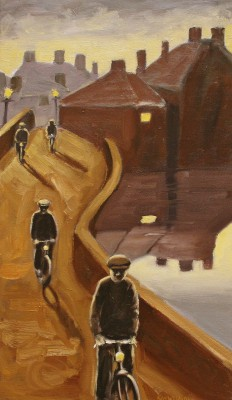 Ken WHITE - Canal Cyclists