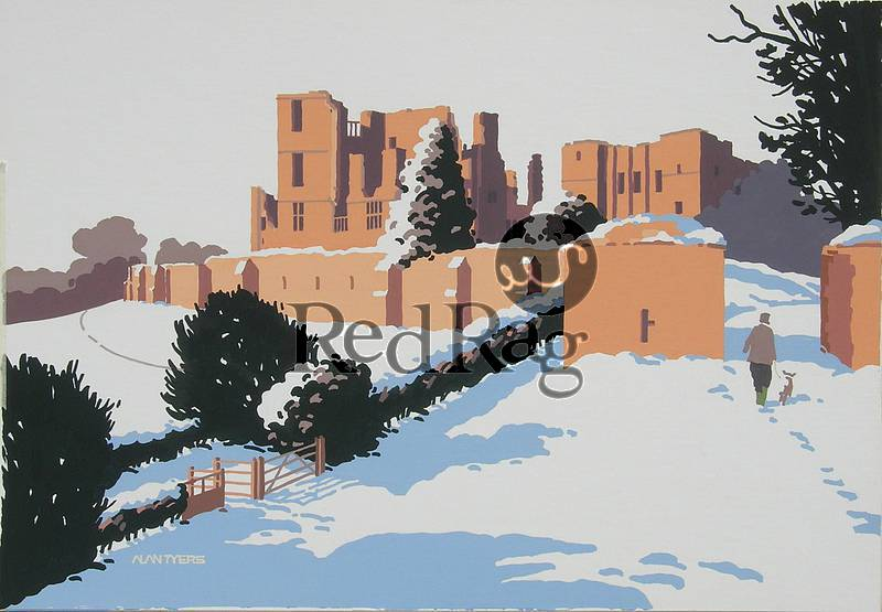 Alan TYERS - Kenilworth Castle