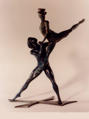 Sculpture and Sculptors Artist Kenneth ROBERTSON - Elite Syncopations
