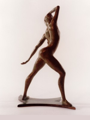 Sculpture and Sculptors Artist Kenneth ROBERTSON - Rhythm