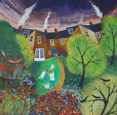 Lisa GRAA JENSEN - Mr Fox's Garden