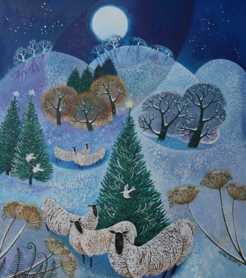 Lisa GRAA JENSEN - Christmas Fir