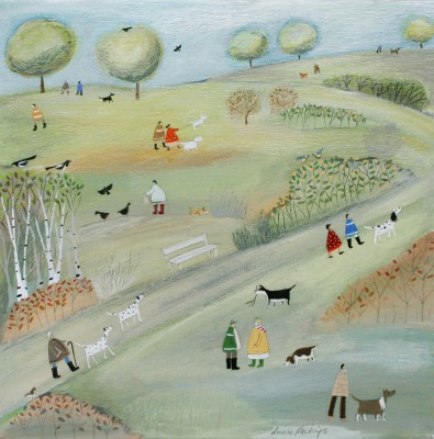 Louise RAWLINGS - Feeding The Crows