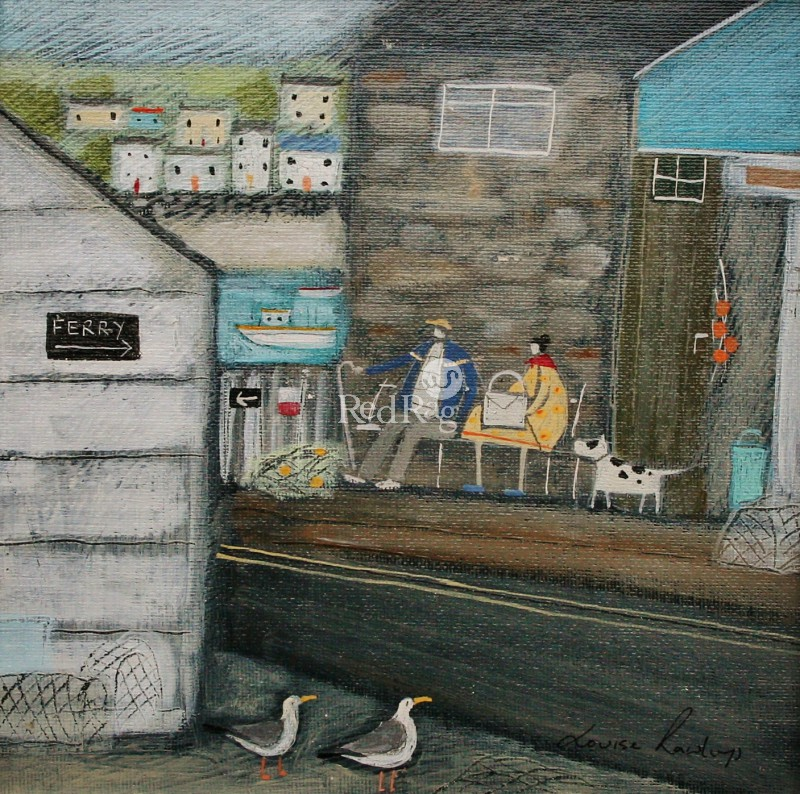Louise RAWLINGS - Waiting for the Ferry
