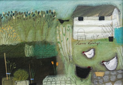 Louise RAWLINGS - Allotment Hens