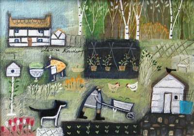 Louise RAWLINGS - A Spot of Gardening