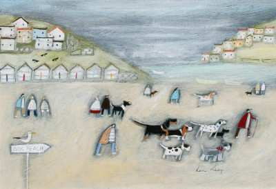 Louise RAWLINGS - All Down to the Dog Beach