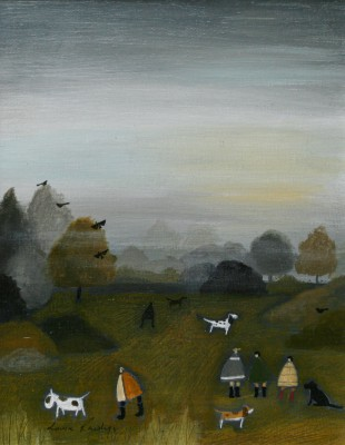 Louise RAWLINGS - An Early Walk, Late September