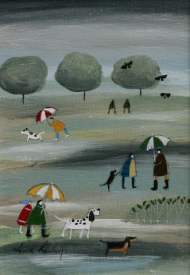 Louise RAWLINGS - September Showers