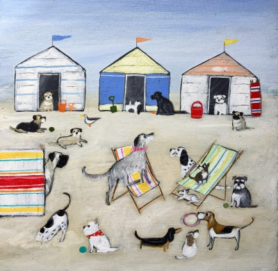 British Artist Louise RAWLINGS - Betty, This Won�t End Well