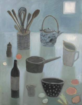 Louise WAUGH - Domestic Still Life