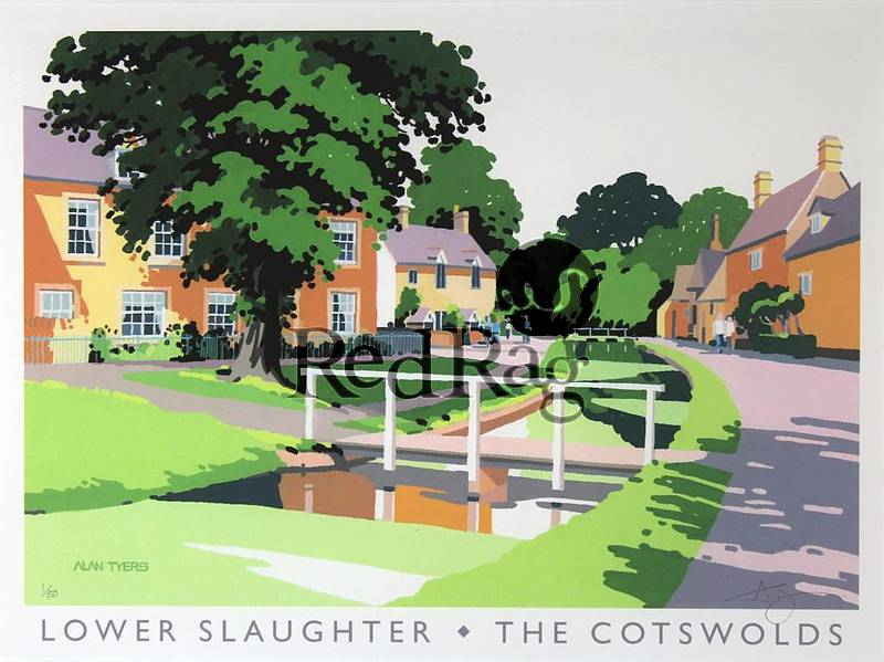 Alan Tyers - Lower Slaughter