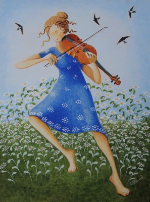 Lucy HOWARD - Playing for the House Martins