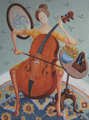 Lucy HOWARD - The Cellist
