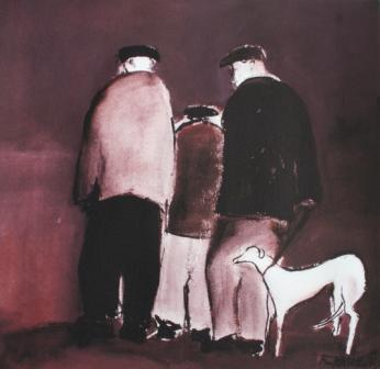 Malcolm Teasdale - Billy Liddle's Whippet