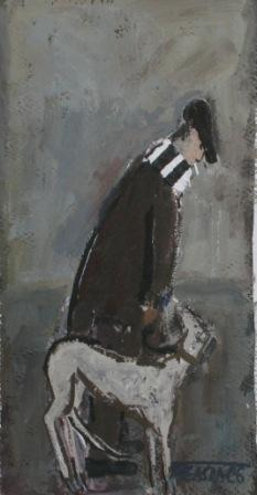 Malcolm TEASDALE - Wilkies Dog